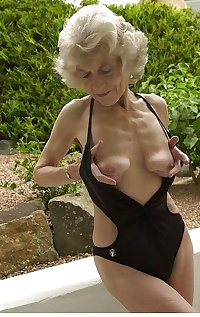 Older women, elegant and sexy